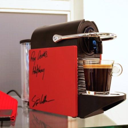 Win with Nespresso & Working Style