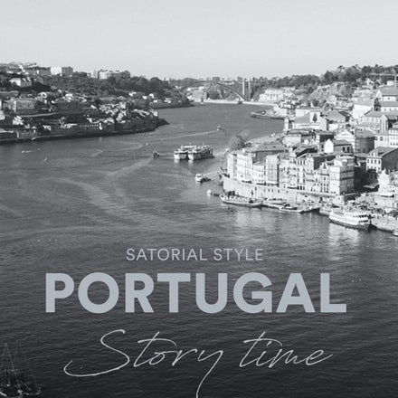 Sartorial Style: Made in Portugal