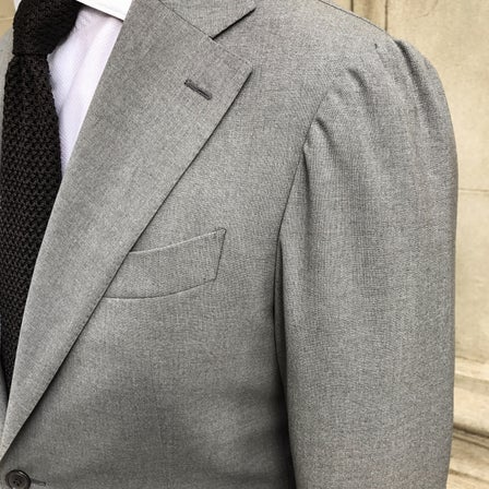 Neapolitan Shoulders