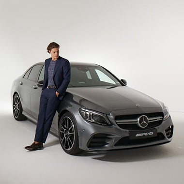 Working Style x Mercedes Benz