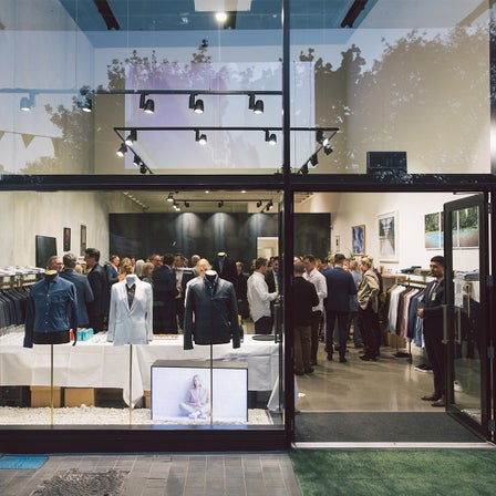 Christchurch Store Opening Party