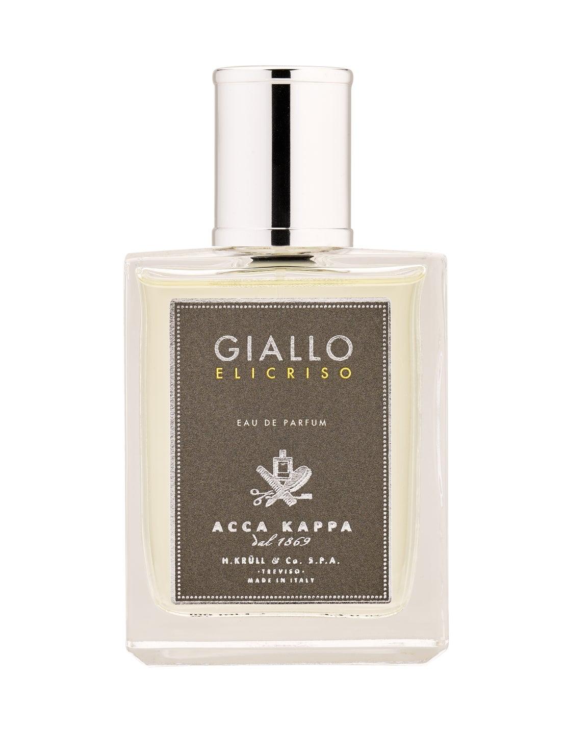 Acca Kappa - Giallo Elicriso eau de Parfum (100ml)
