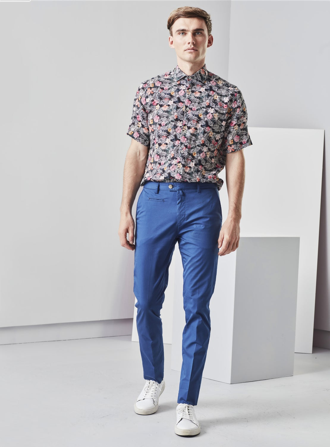 Air Force Blue City Chino