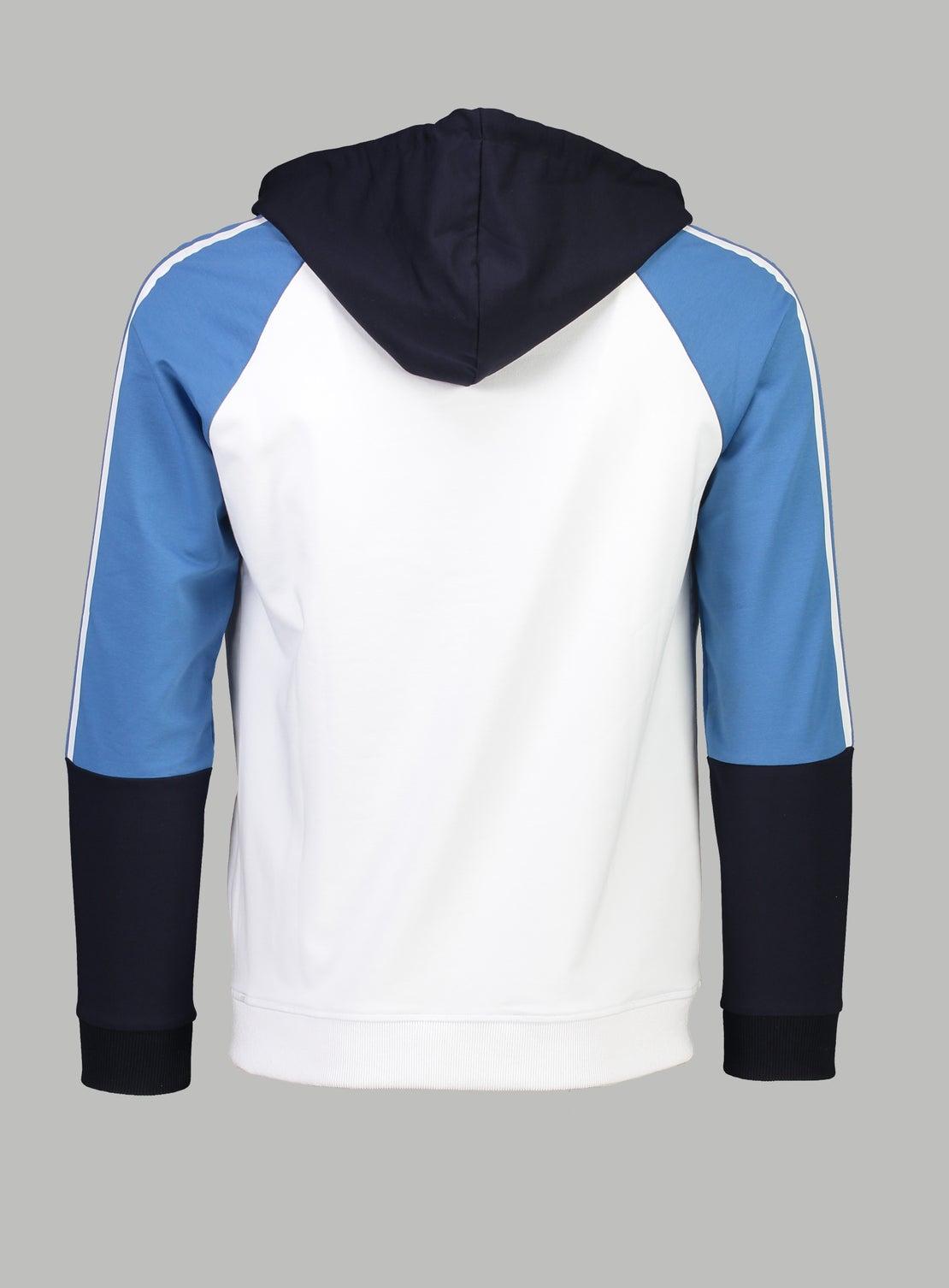Alfredo Zip Front Sweatshirt