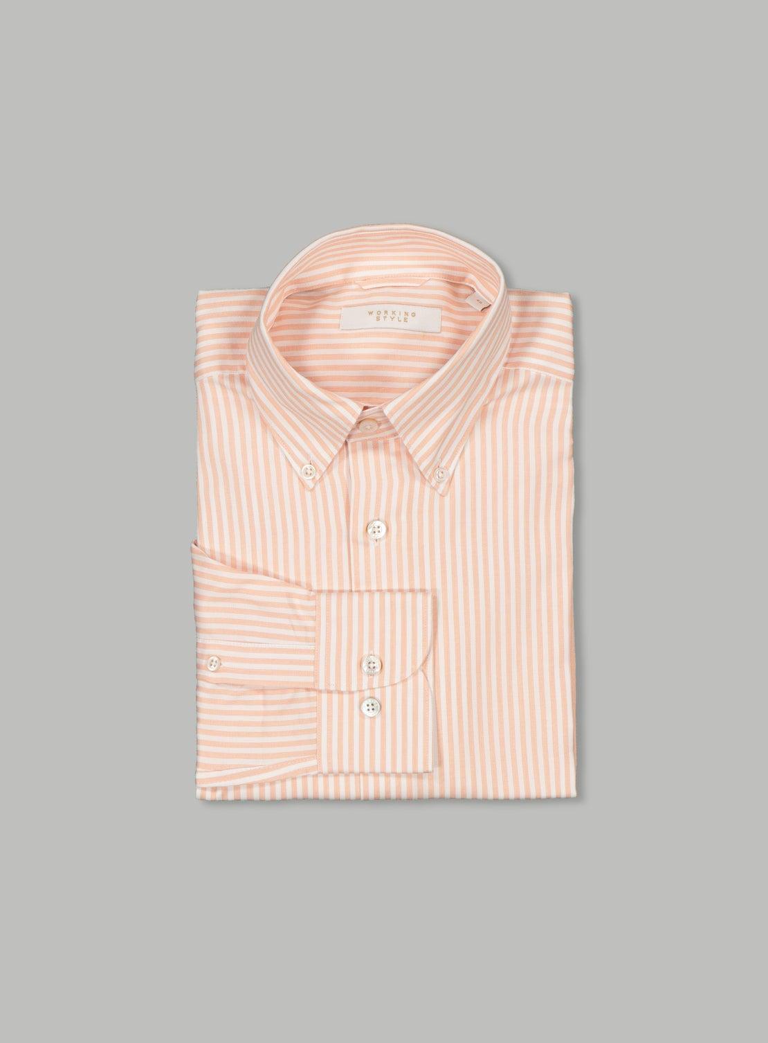 Apricot Bengal BD Stripe Shirt
