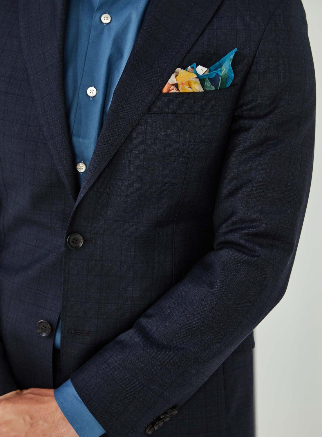 Arthur POW Check Suit