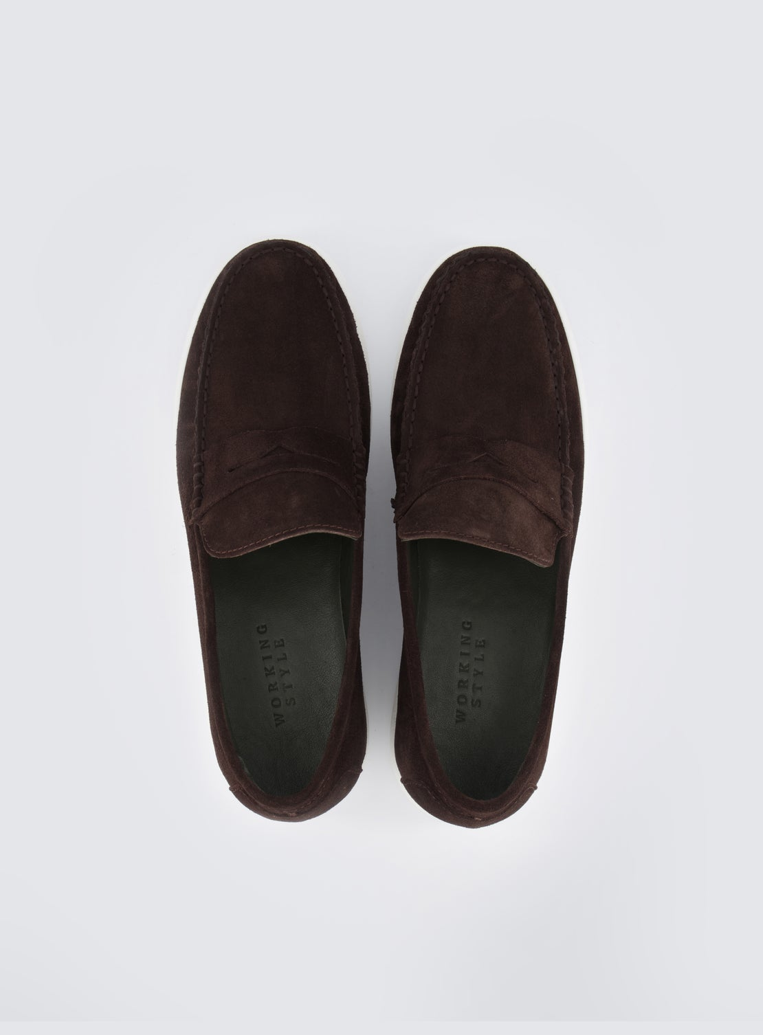 Bauhaus Chocolate Casual Loafer