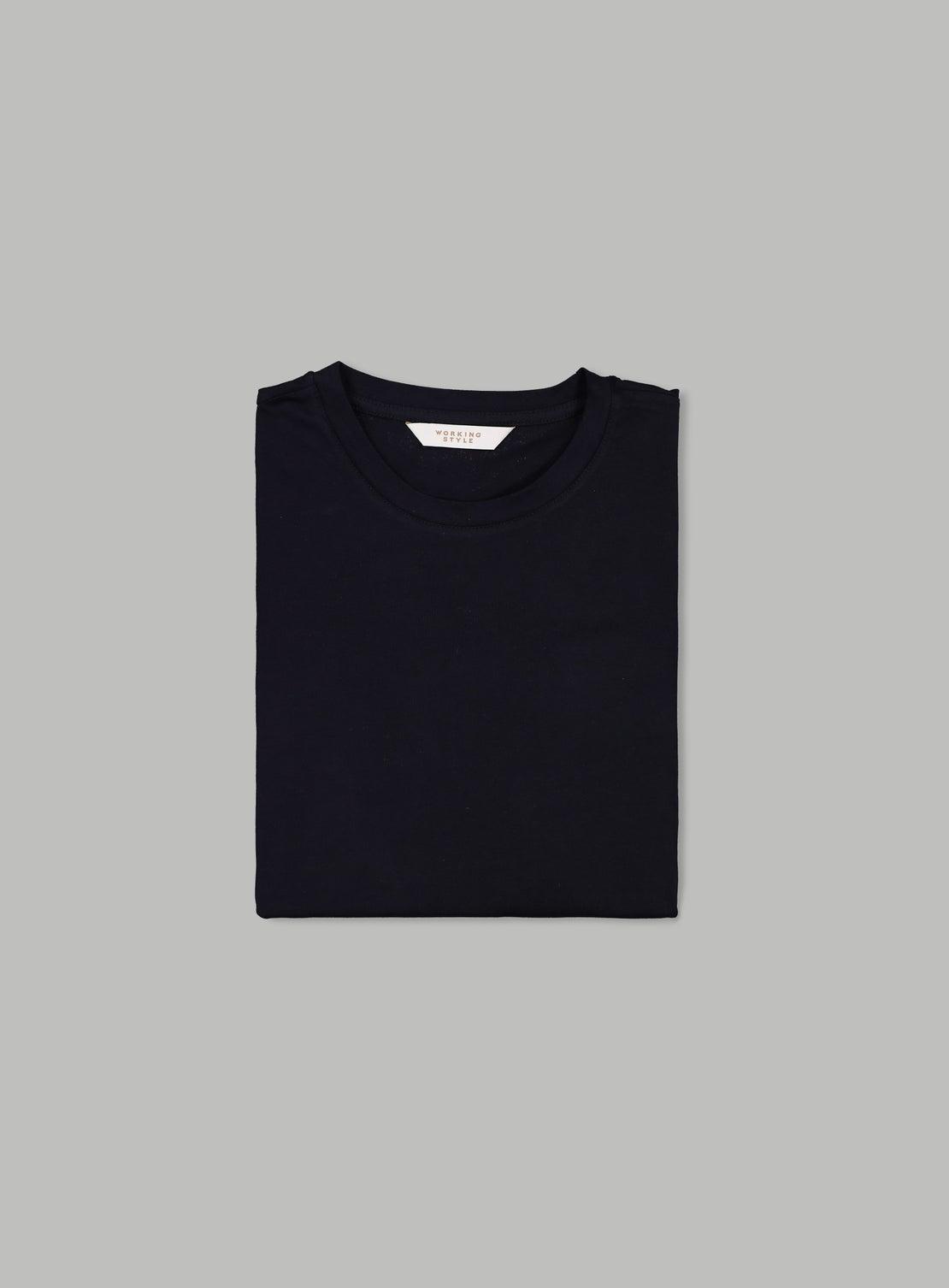 Benny Navy T-Shirt