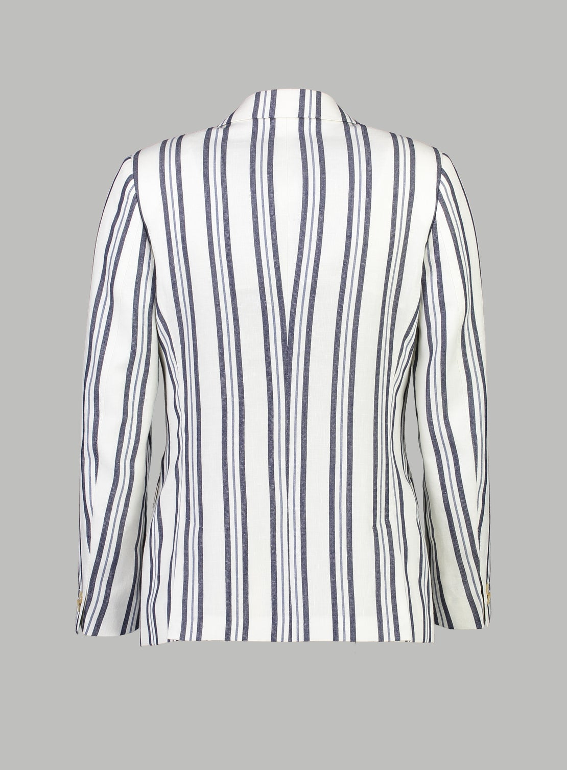 Blue & White Stripe Jacket