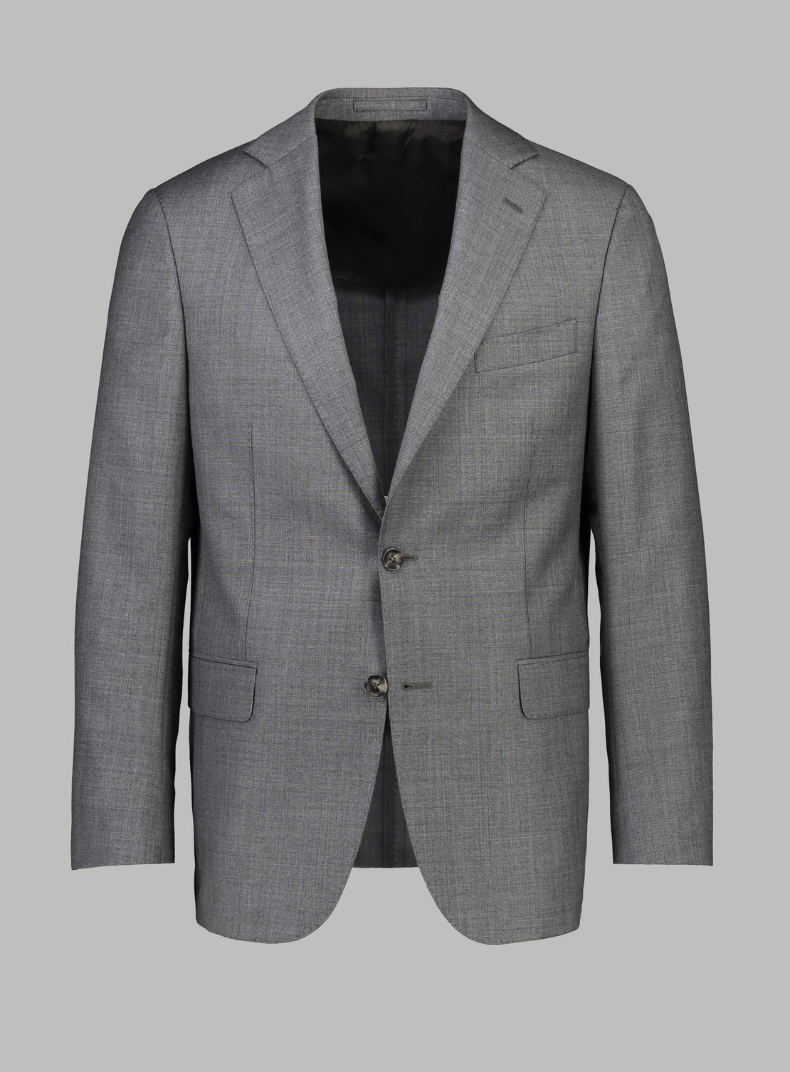 Britt Grey Twill Suit