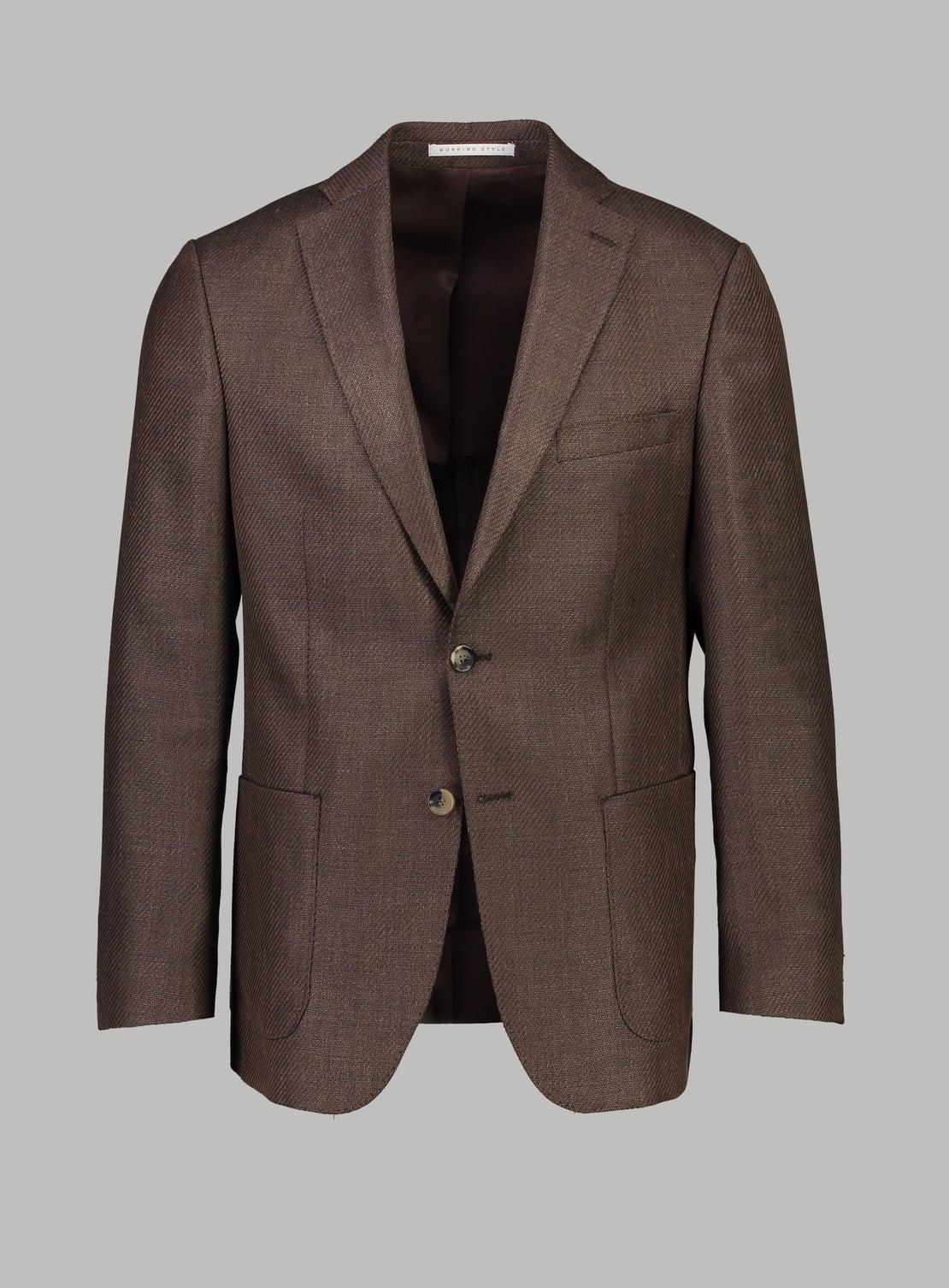 Bronze Twill Jacket