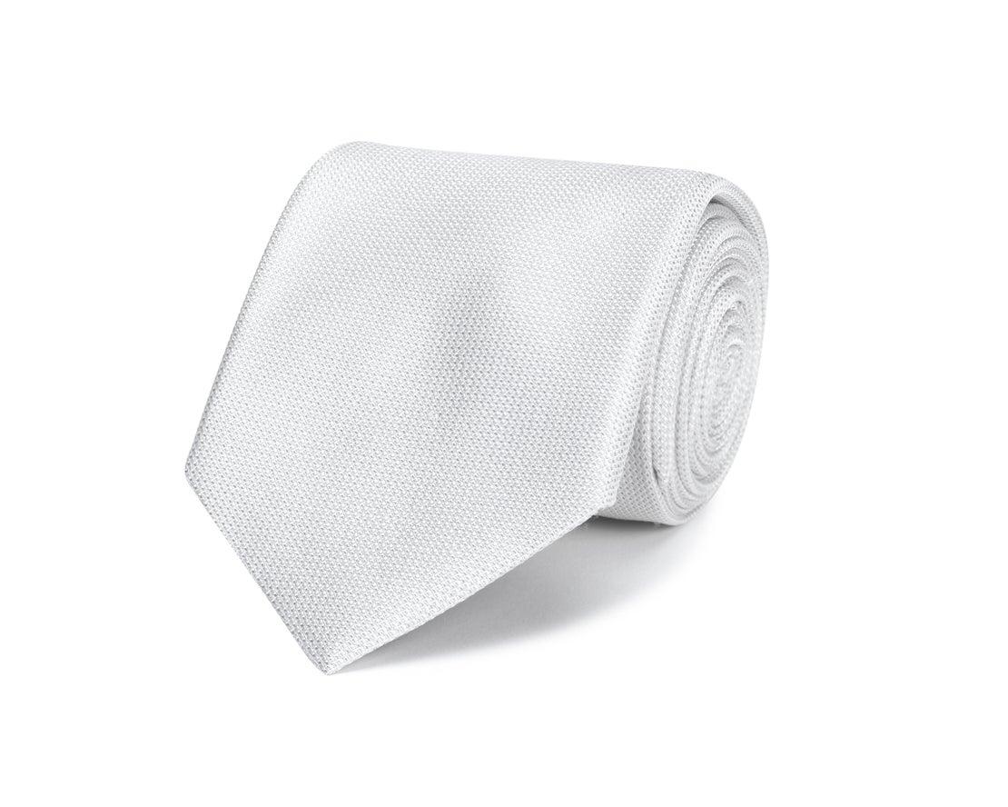 Ceremonial Neat Texture Tie