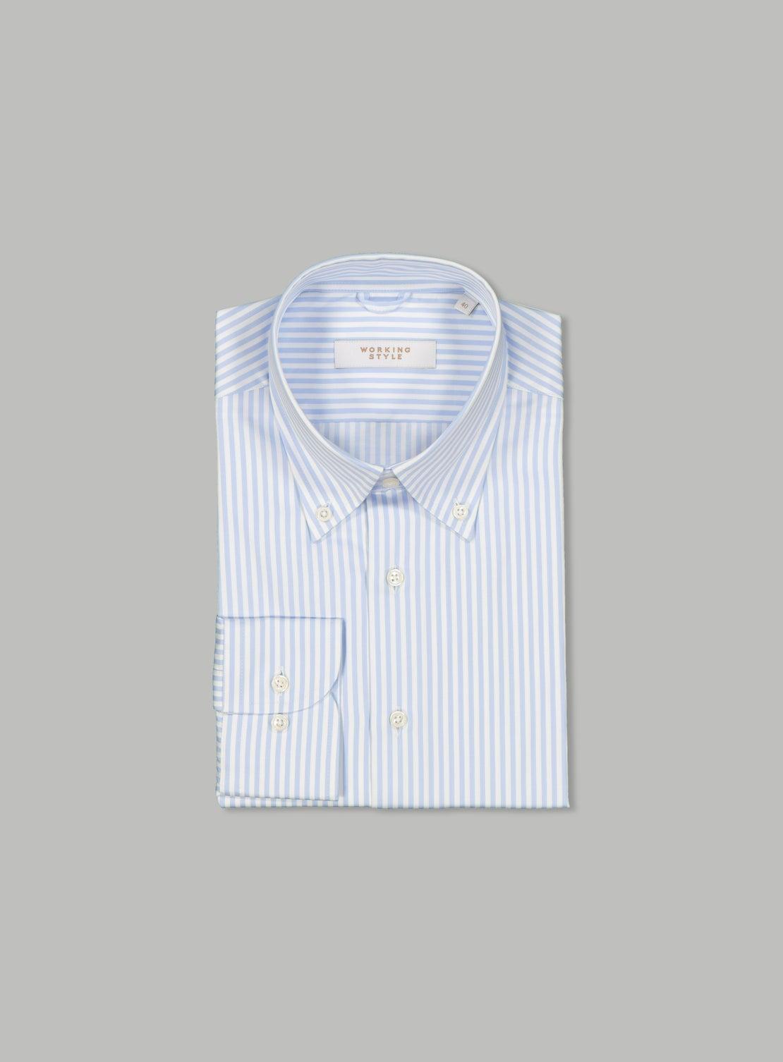 Cesar Blue Essential Shirt