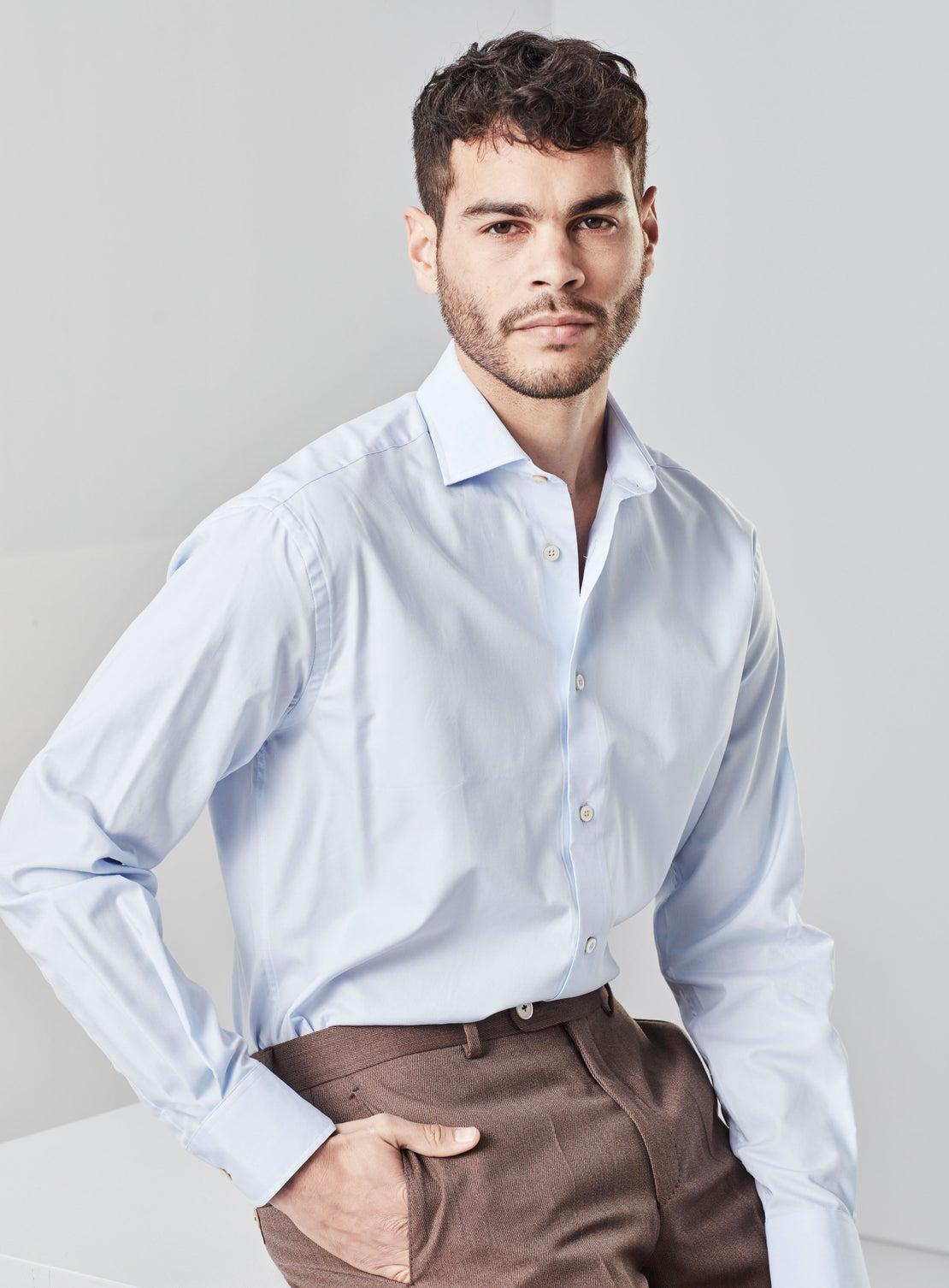 Choc Twill Dress Trouser