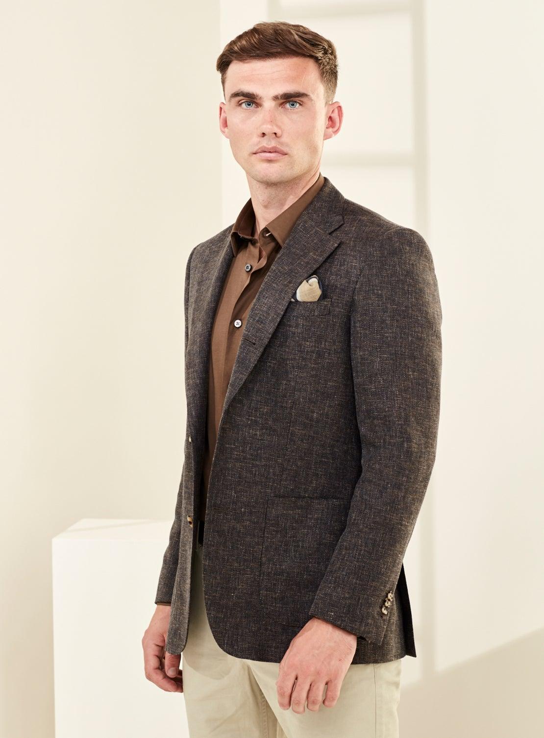 Chocolate Texture Jacket