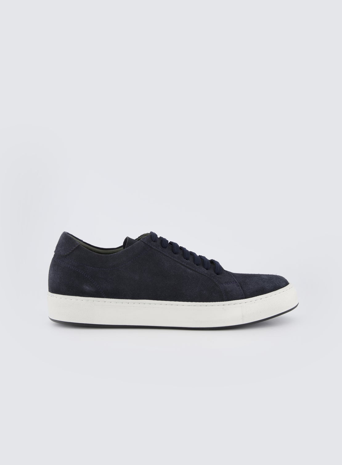 Coltrane Blue Suede Sneaker