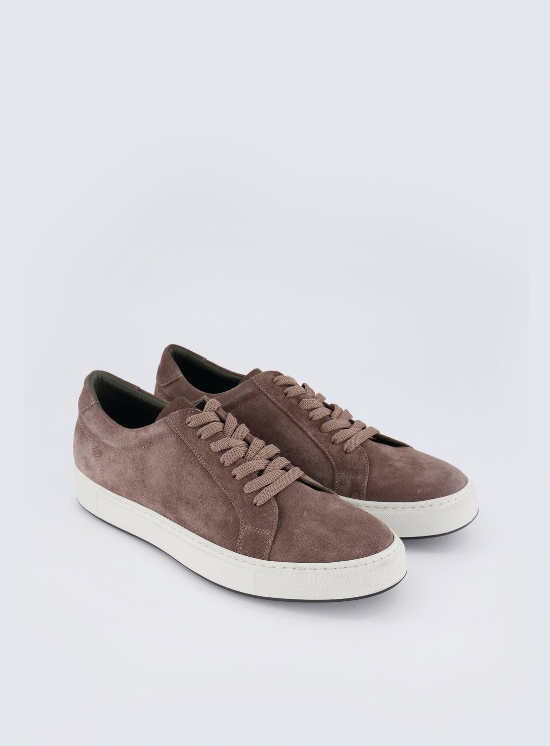 Coltrane Fawn Suede Sneaker