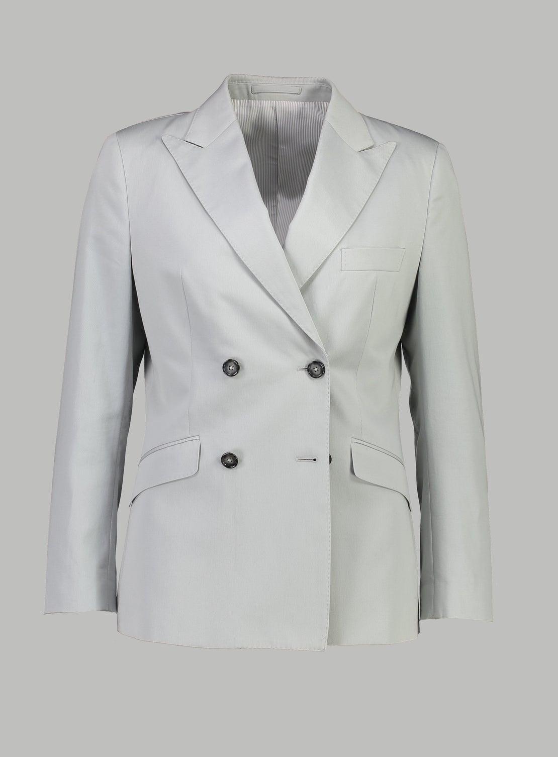 Cotton Slate Grey Jacket