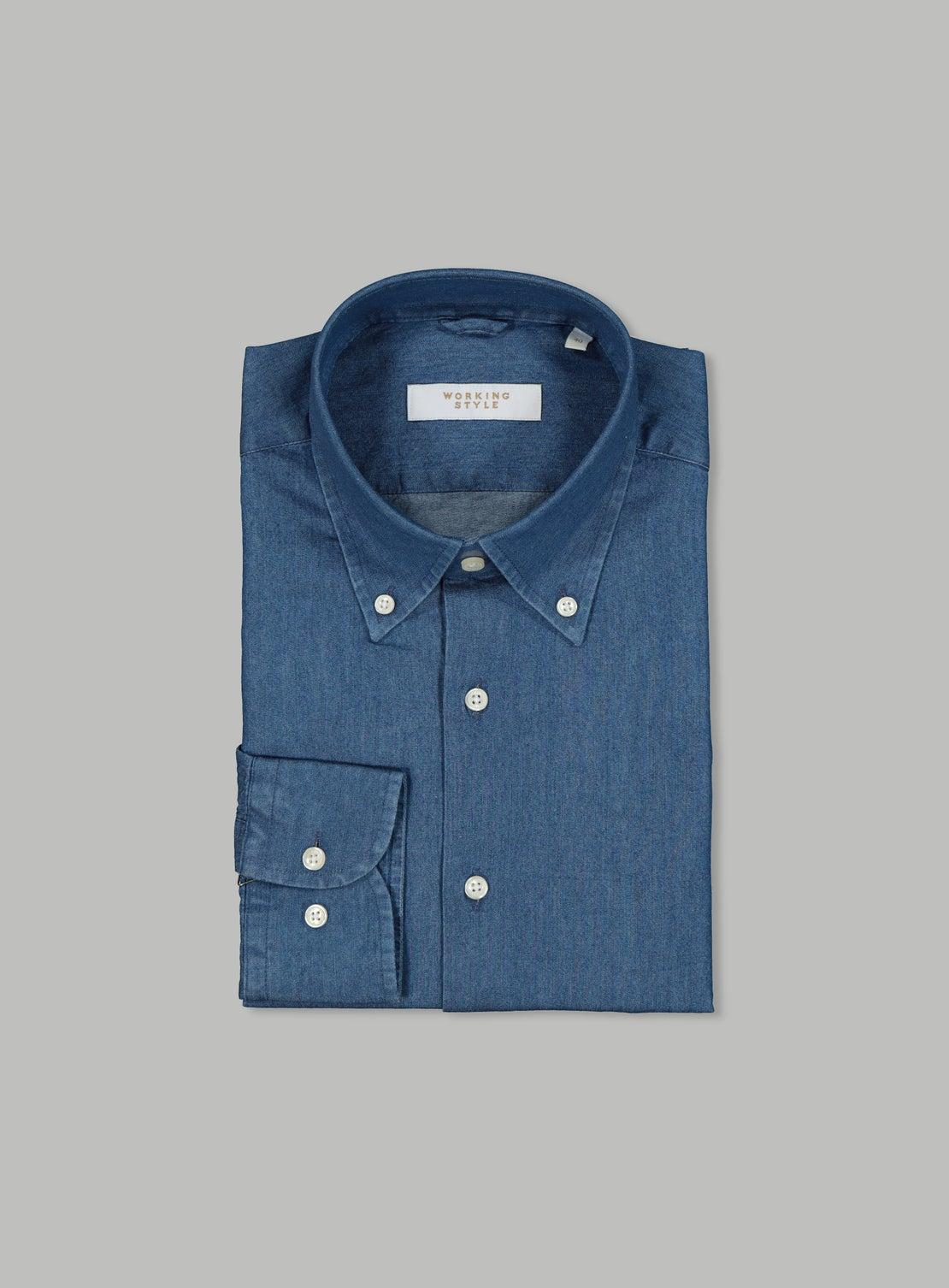 Denim Essential Shirt