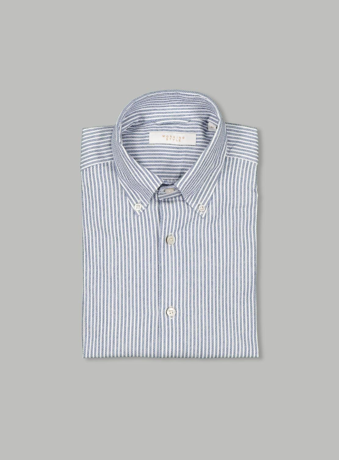 Denim Stripe BD Shirt