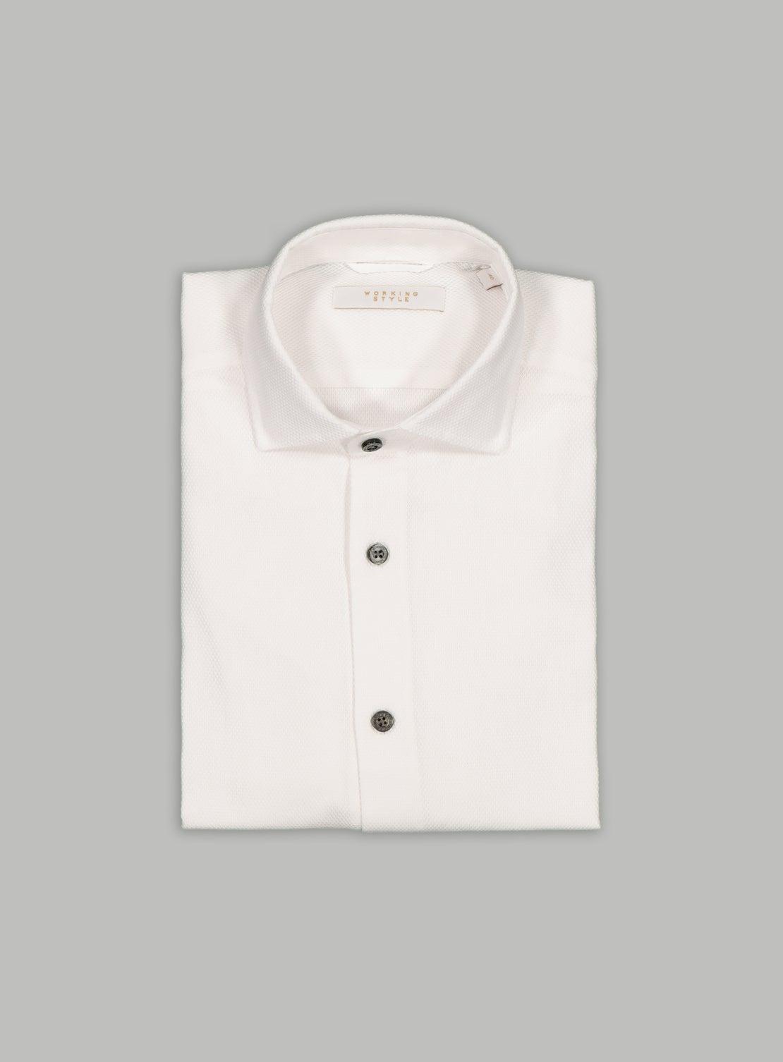 Diamond Mesh Shirt