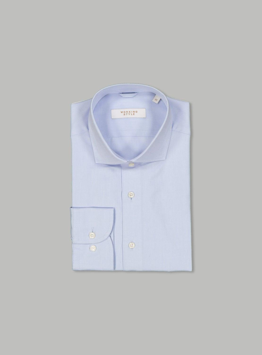 DM Classic Blue Shirt