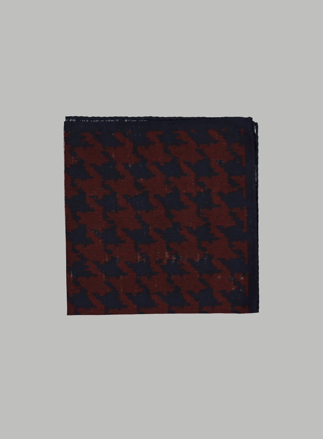 Dogstooth Pocket Square