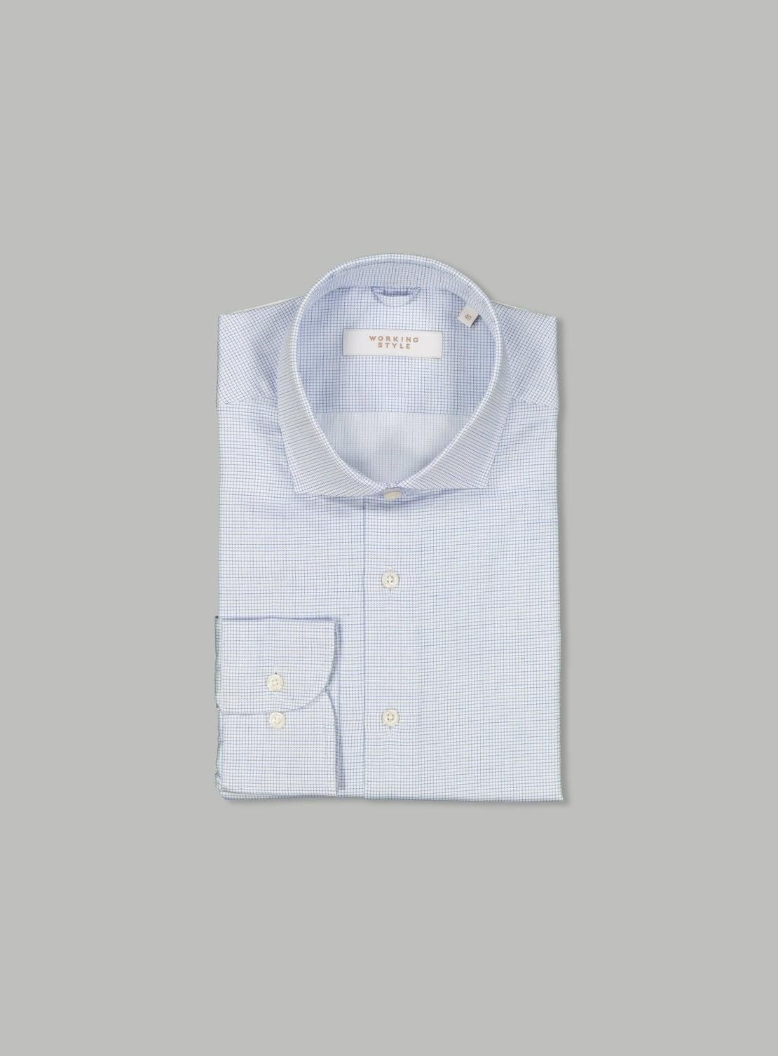 Enrico Blue Essential Shirt