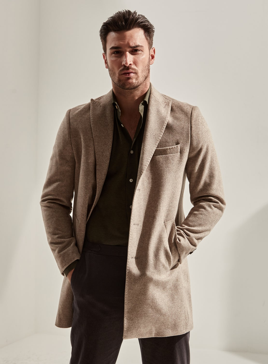 Fischer Overcoat