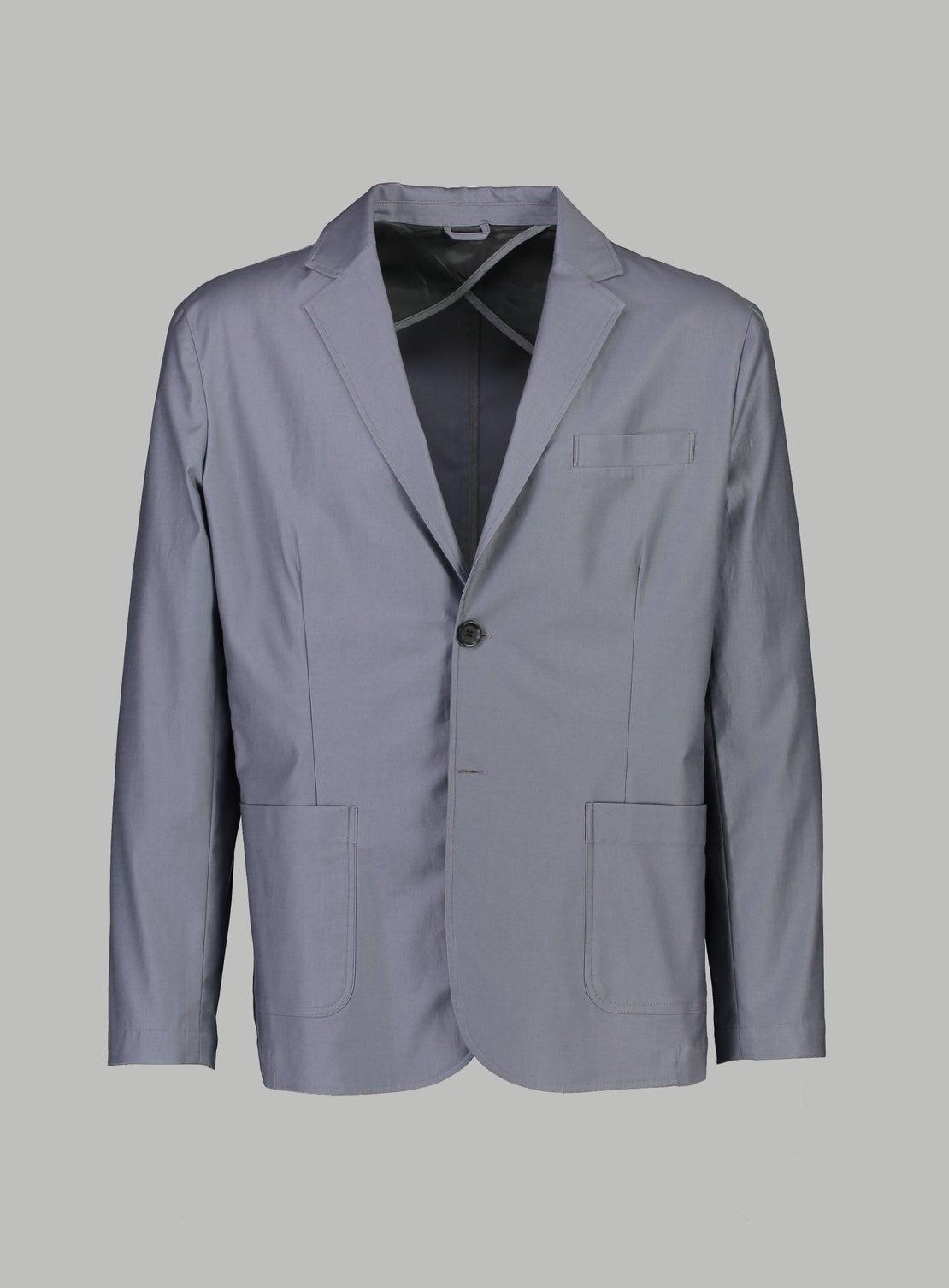 Foster Dove Grey Jacket