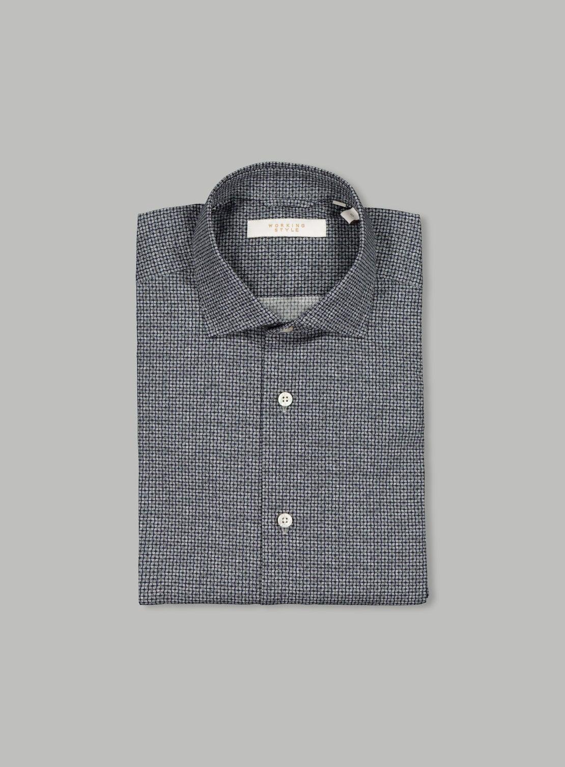 Frankie Geo Print Shirt