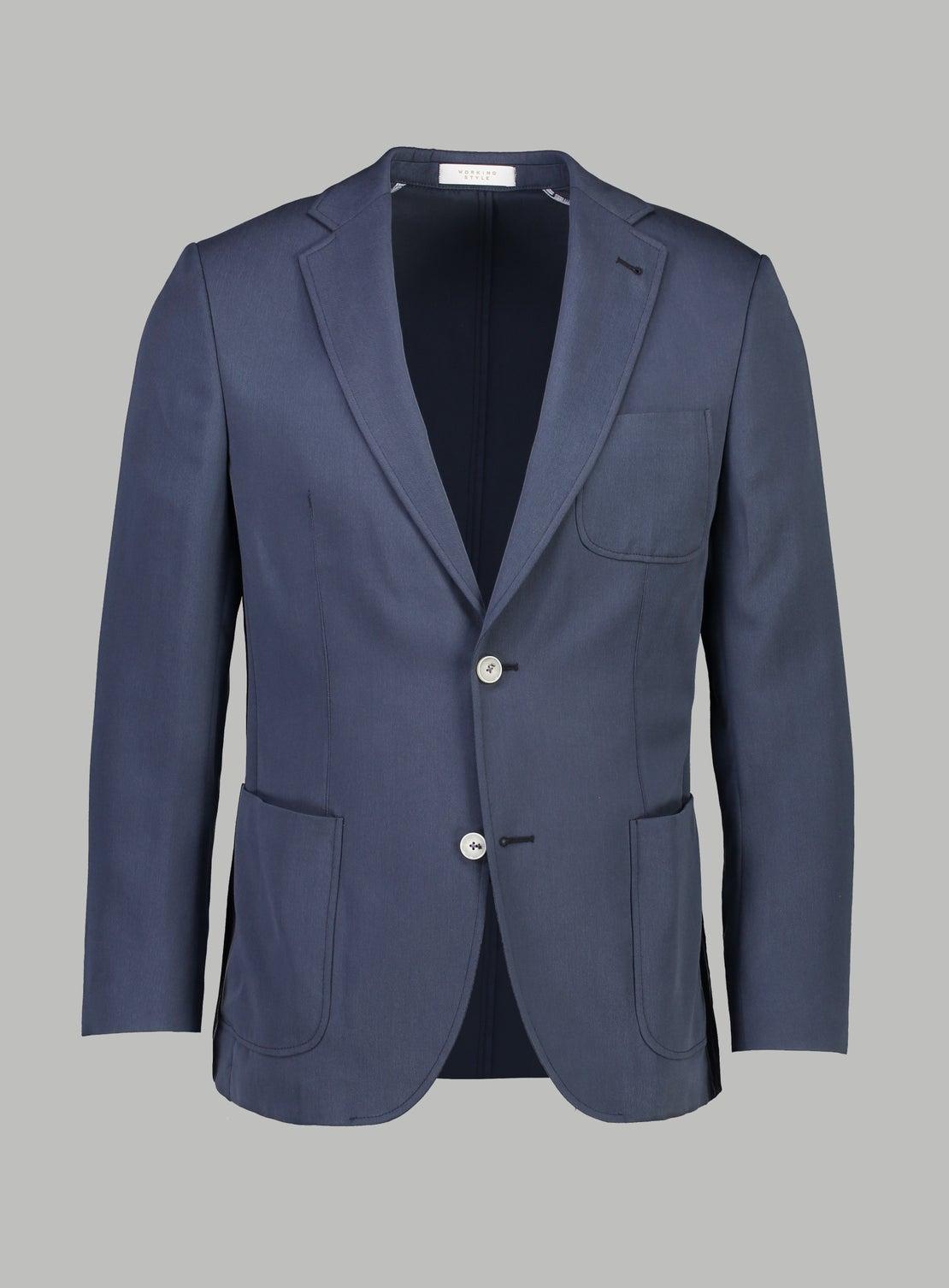 Gianni Light Blue Jacket