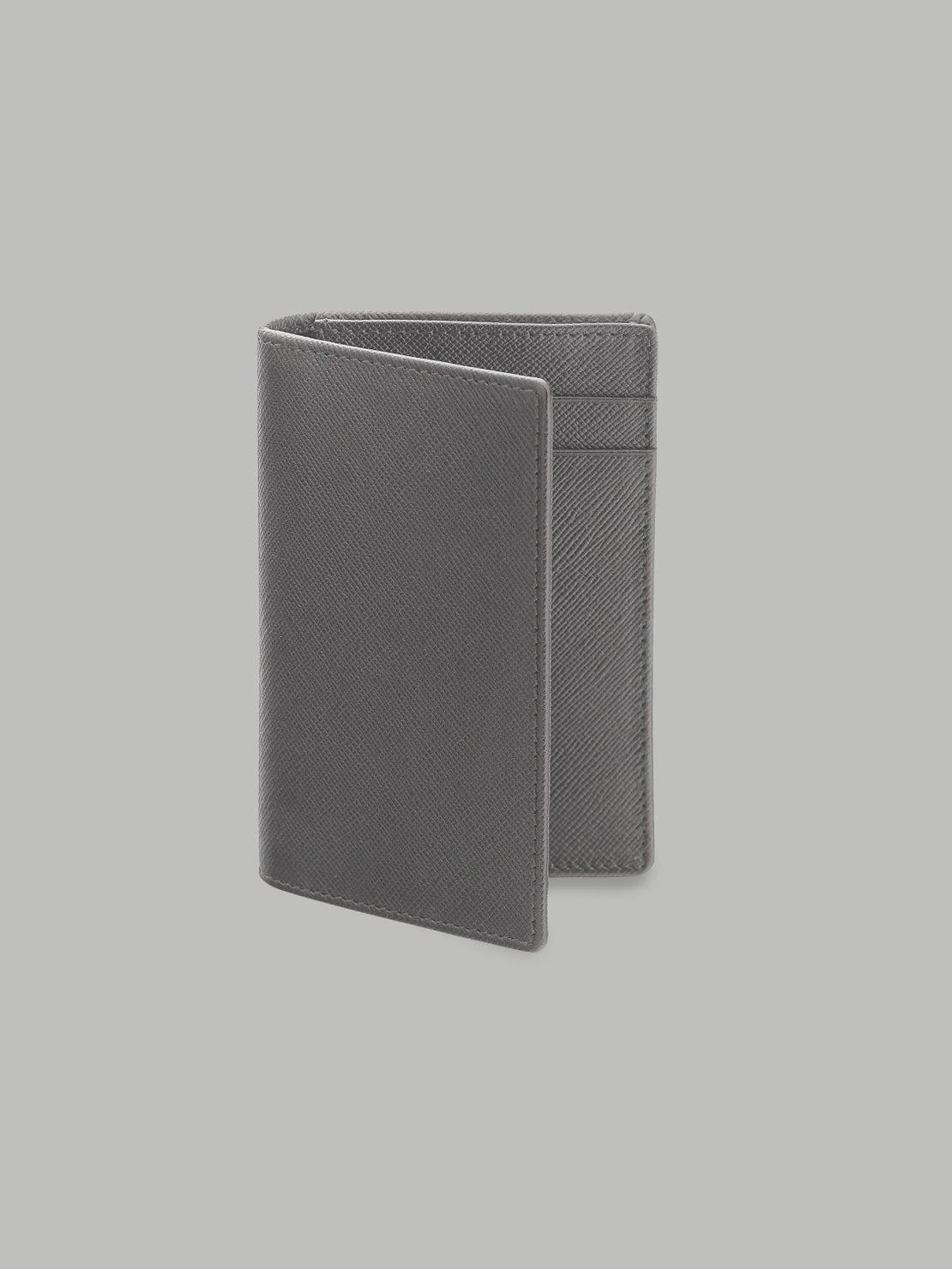 Grey Card Wallet