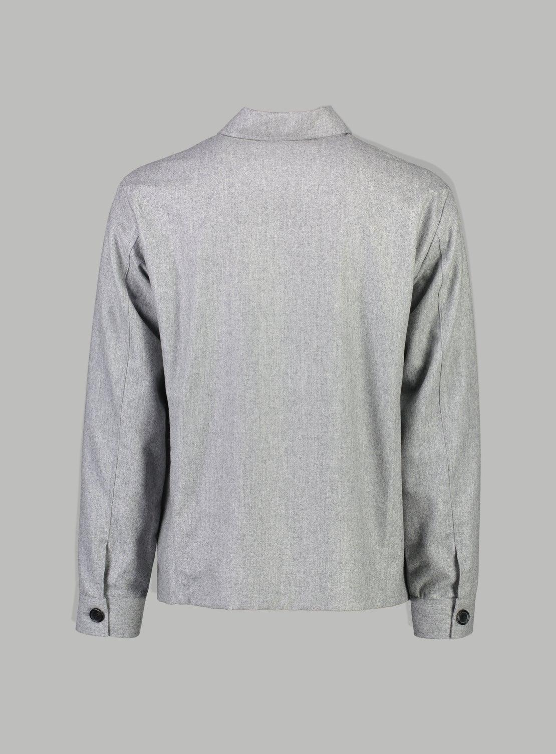 Grey Flannel Coat