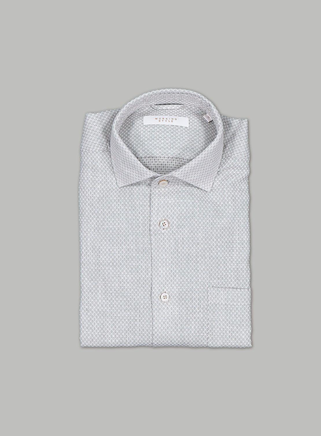 Grey Hash Shirt