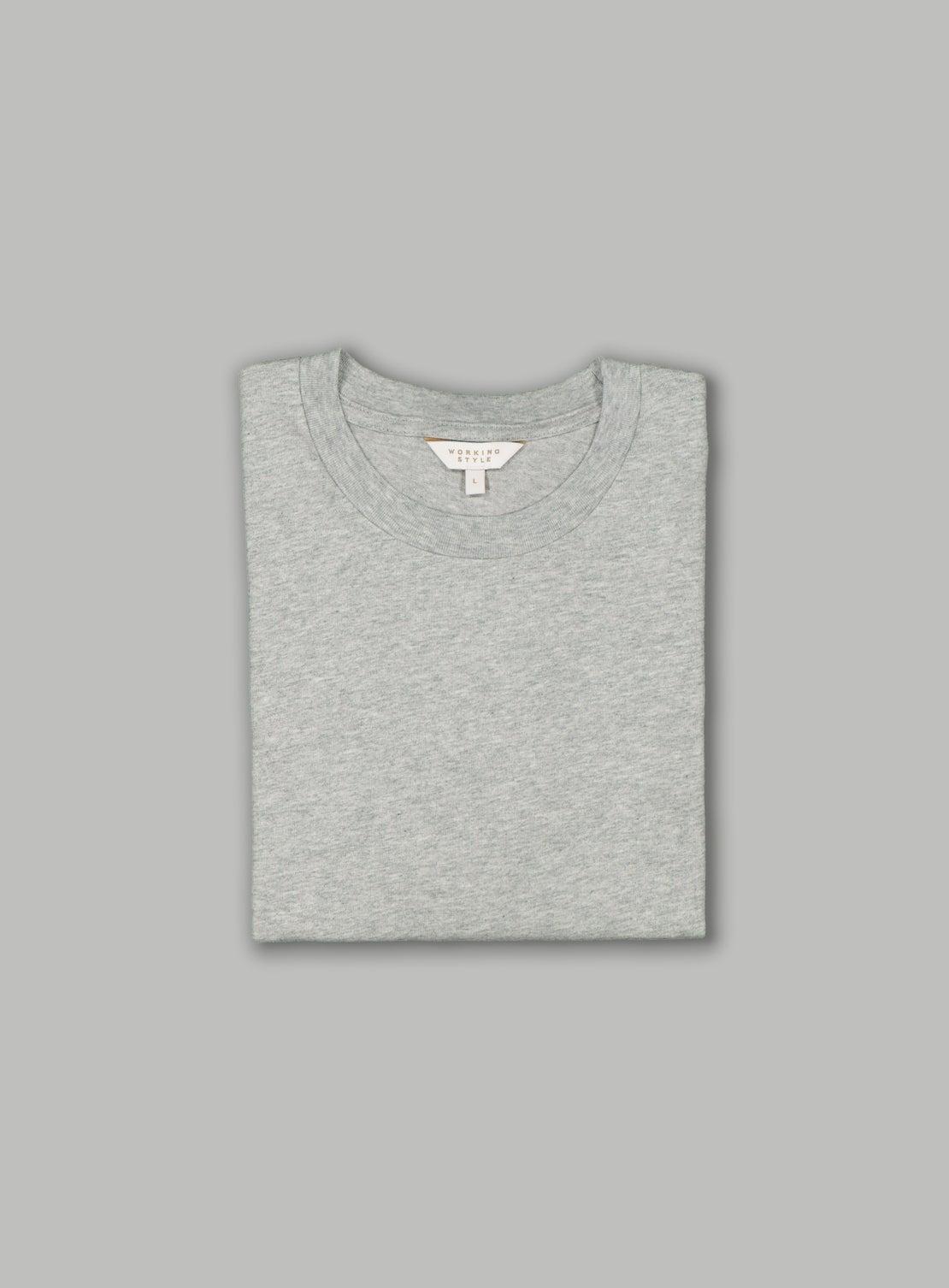 Grey Marle Short Sleeve T-Shirt