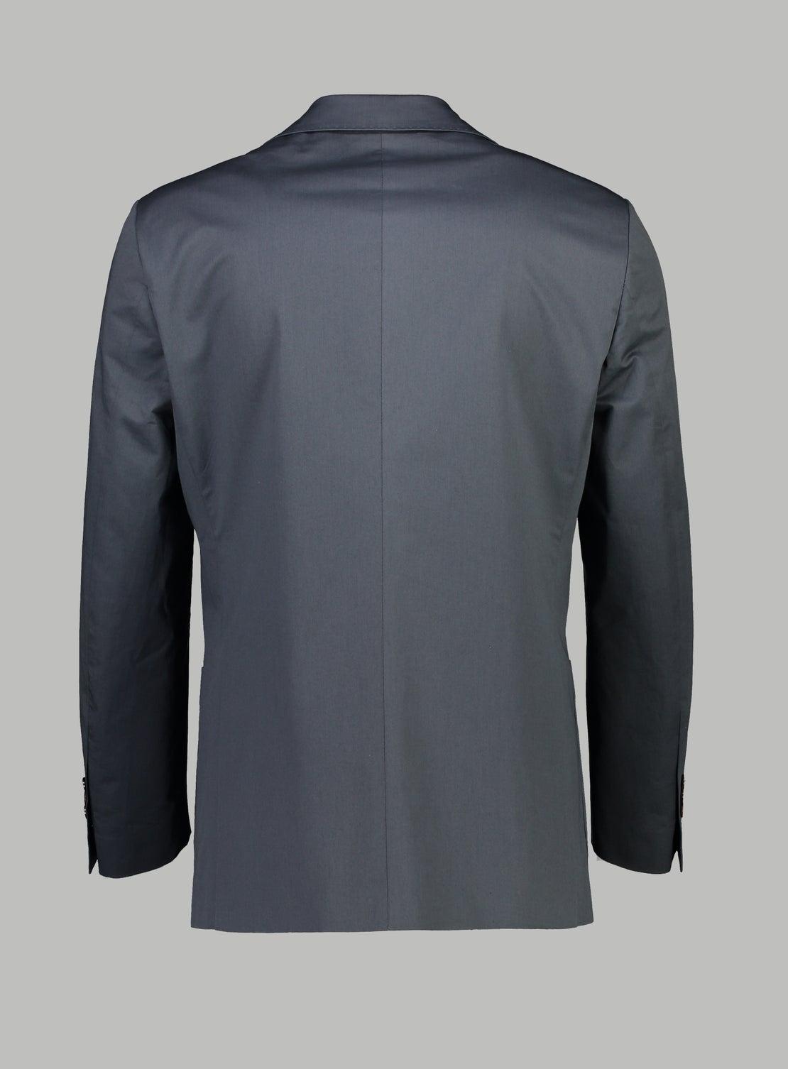 Gunmetal Cotton Jacket