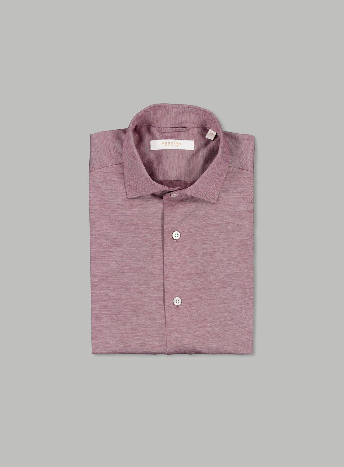 Jackson Red Knited Shirt