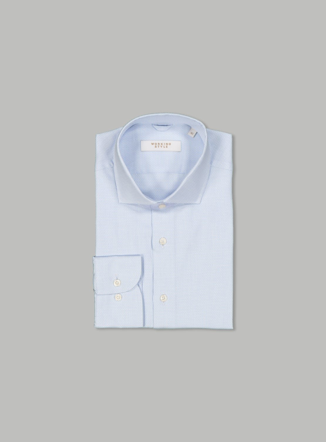 Jean Blue Essential Shirt