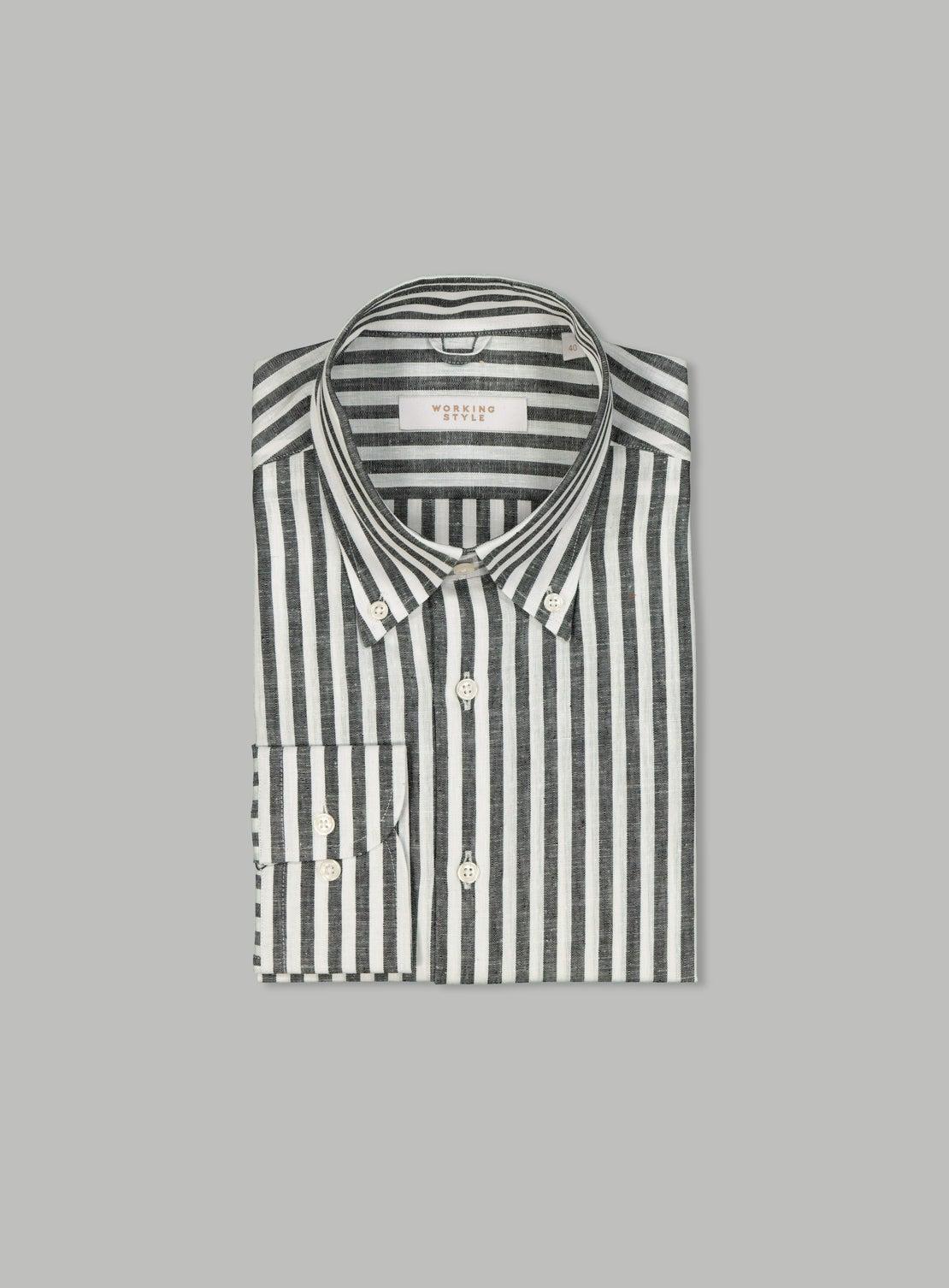 Julius Navy Shirt