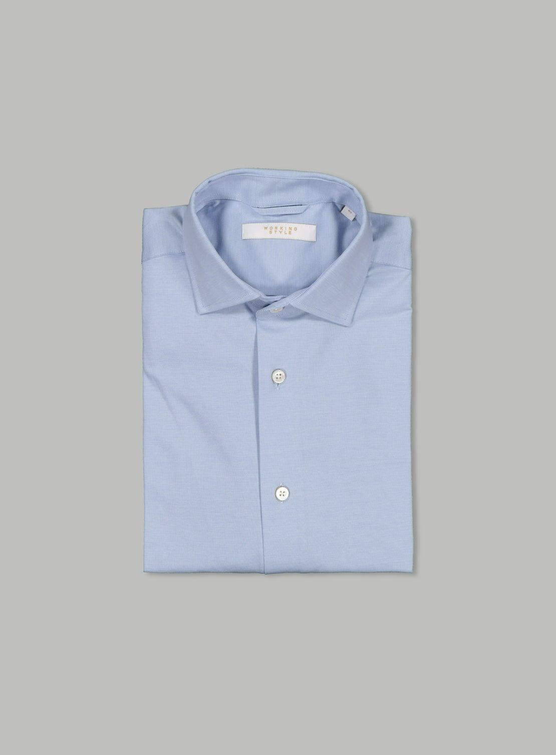 Kazimir Blue Shirt