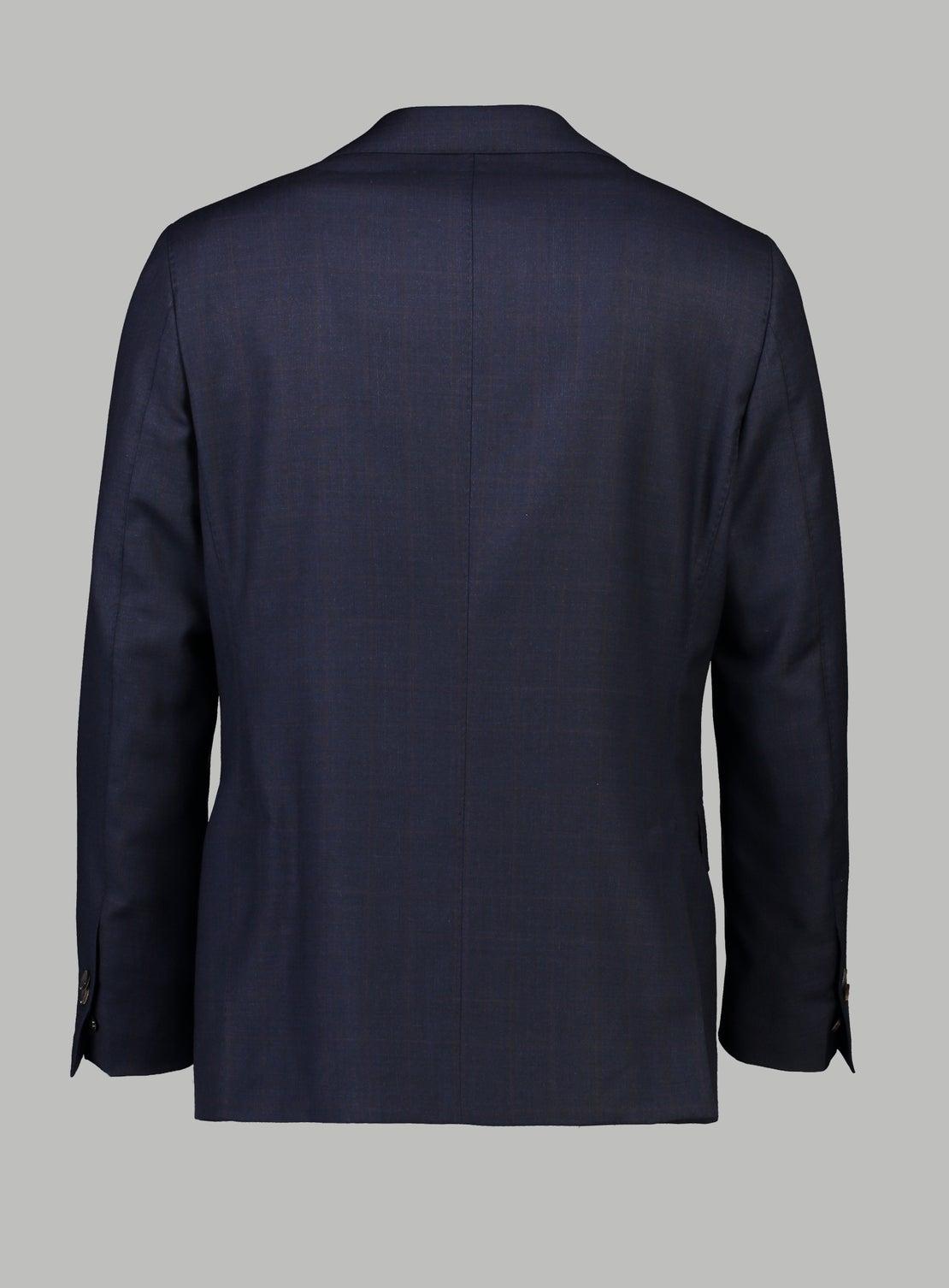 Lee Windowpane Check Suit
