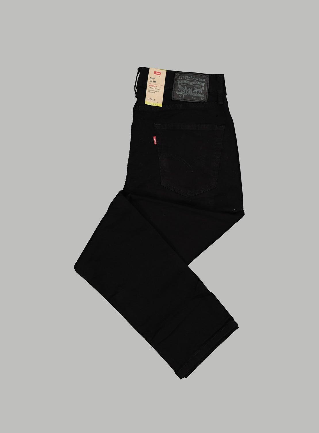 Levi's 511 Slim - Native Cali Black