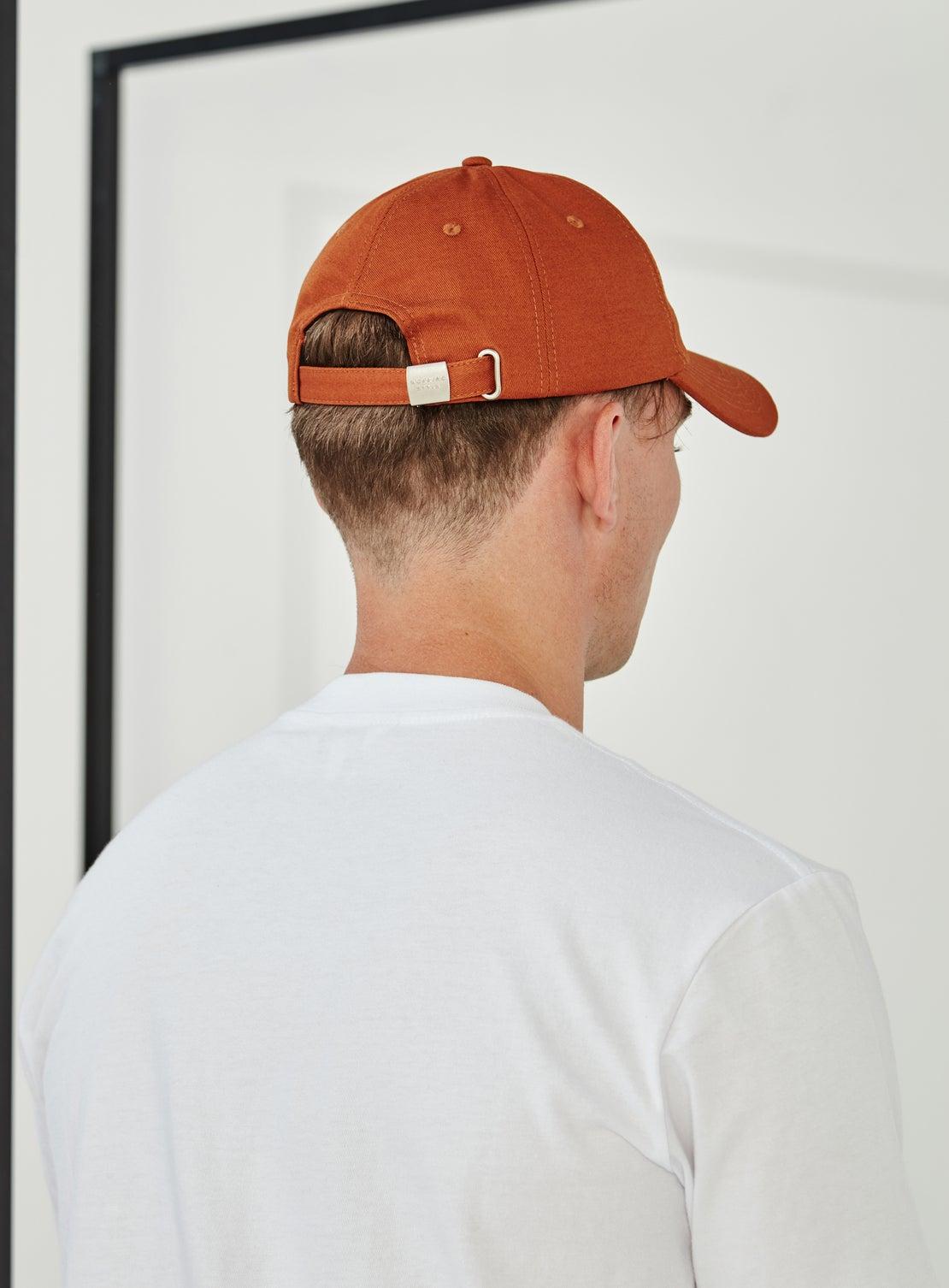 Mantle Rust Cotton Twill Cap
