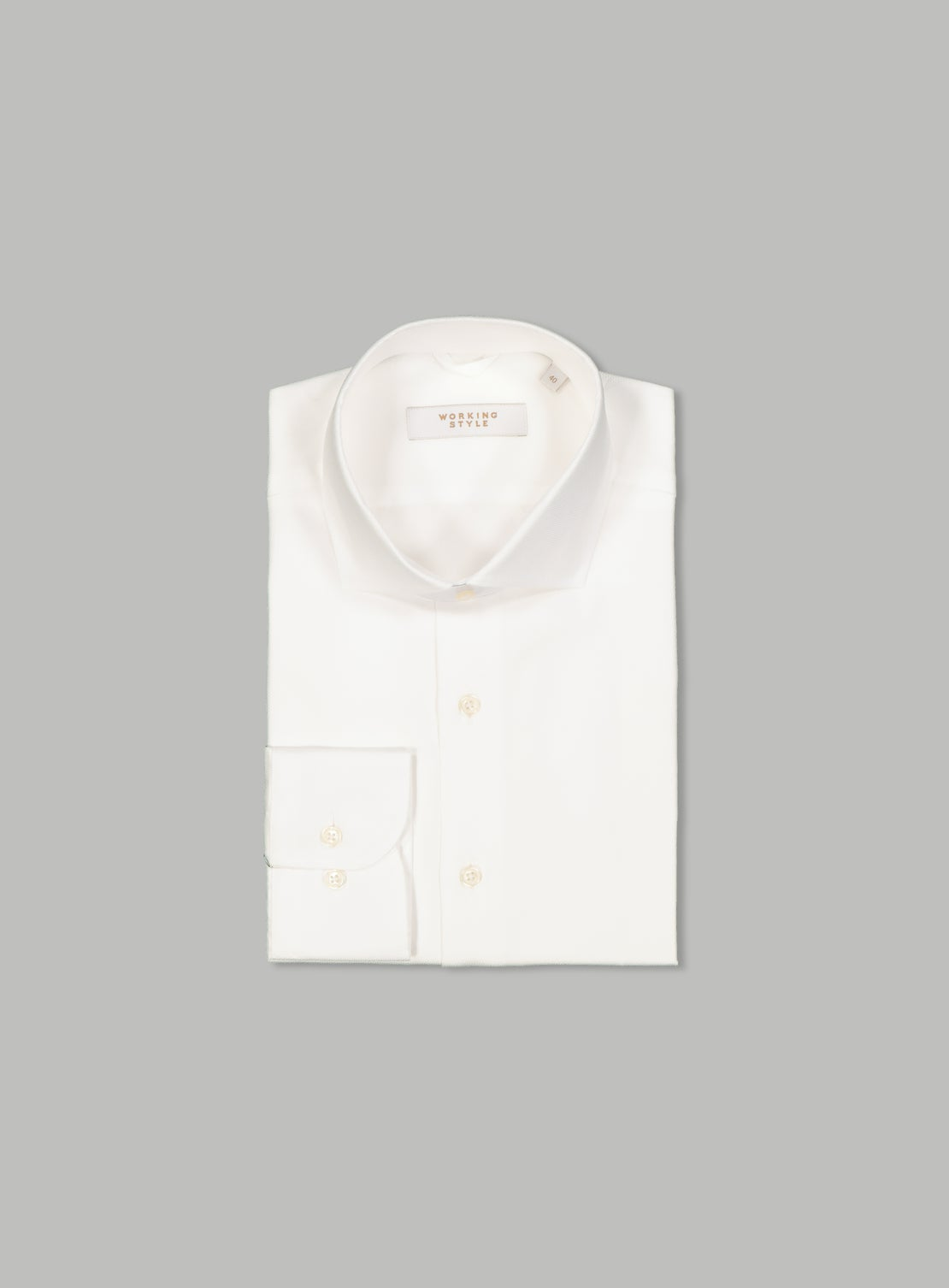 Marc White Essential Shirt
