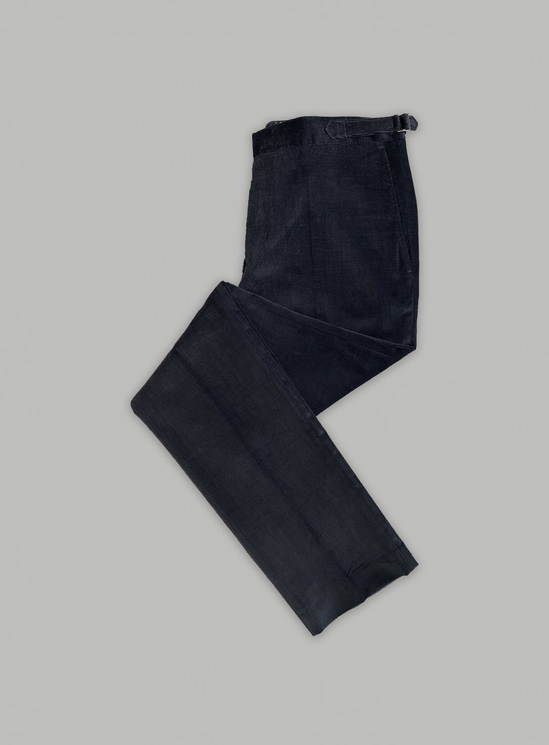 Navy Cord Separates Trouser