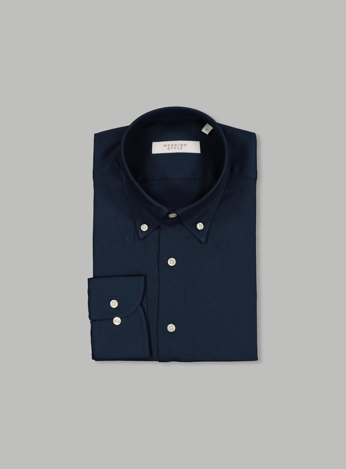 Navy Essential Shirt