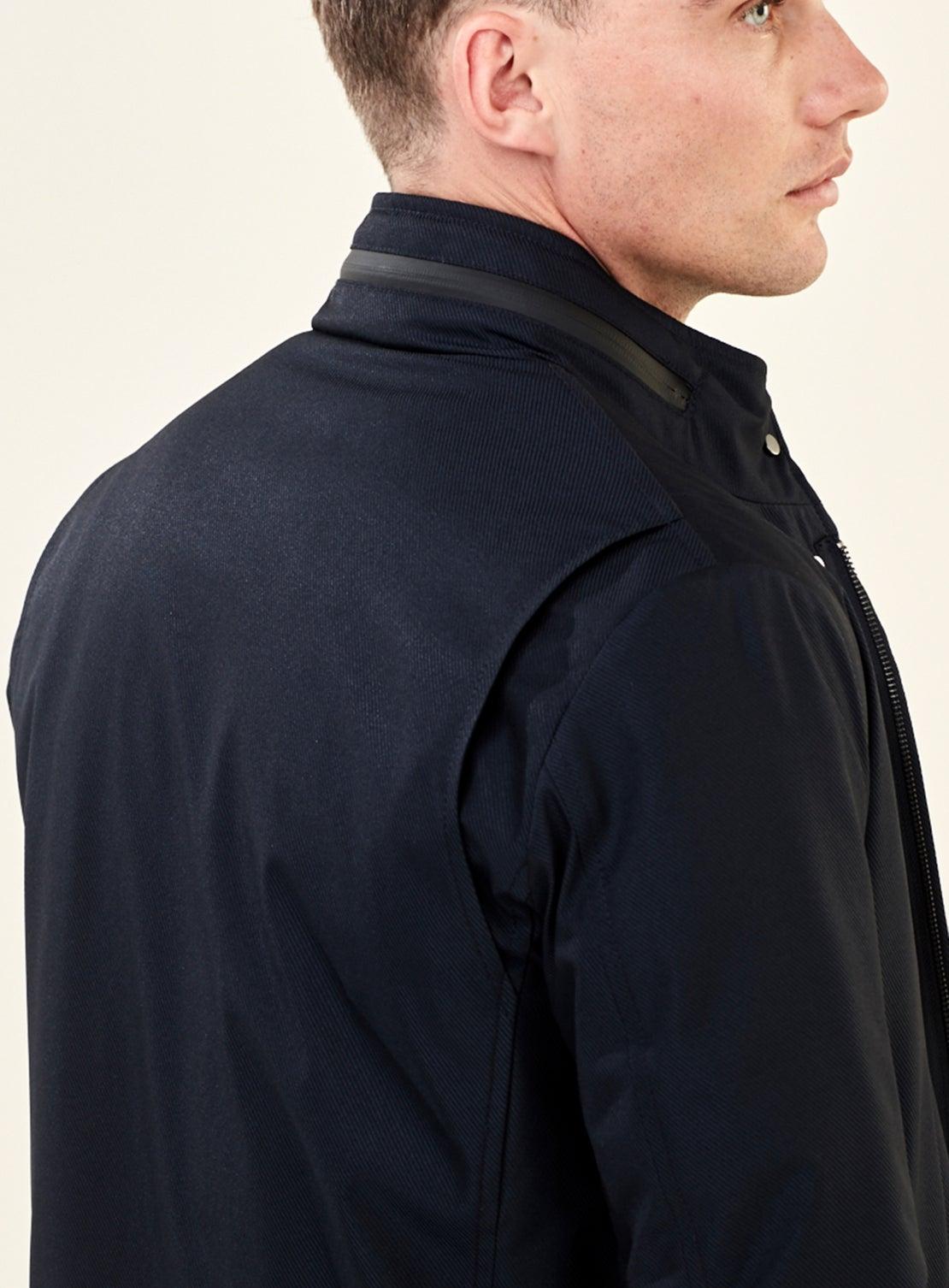 Navy Technical Jacket