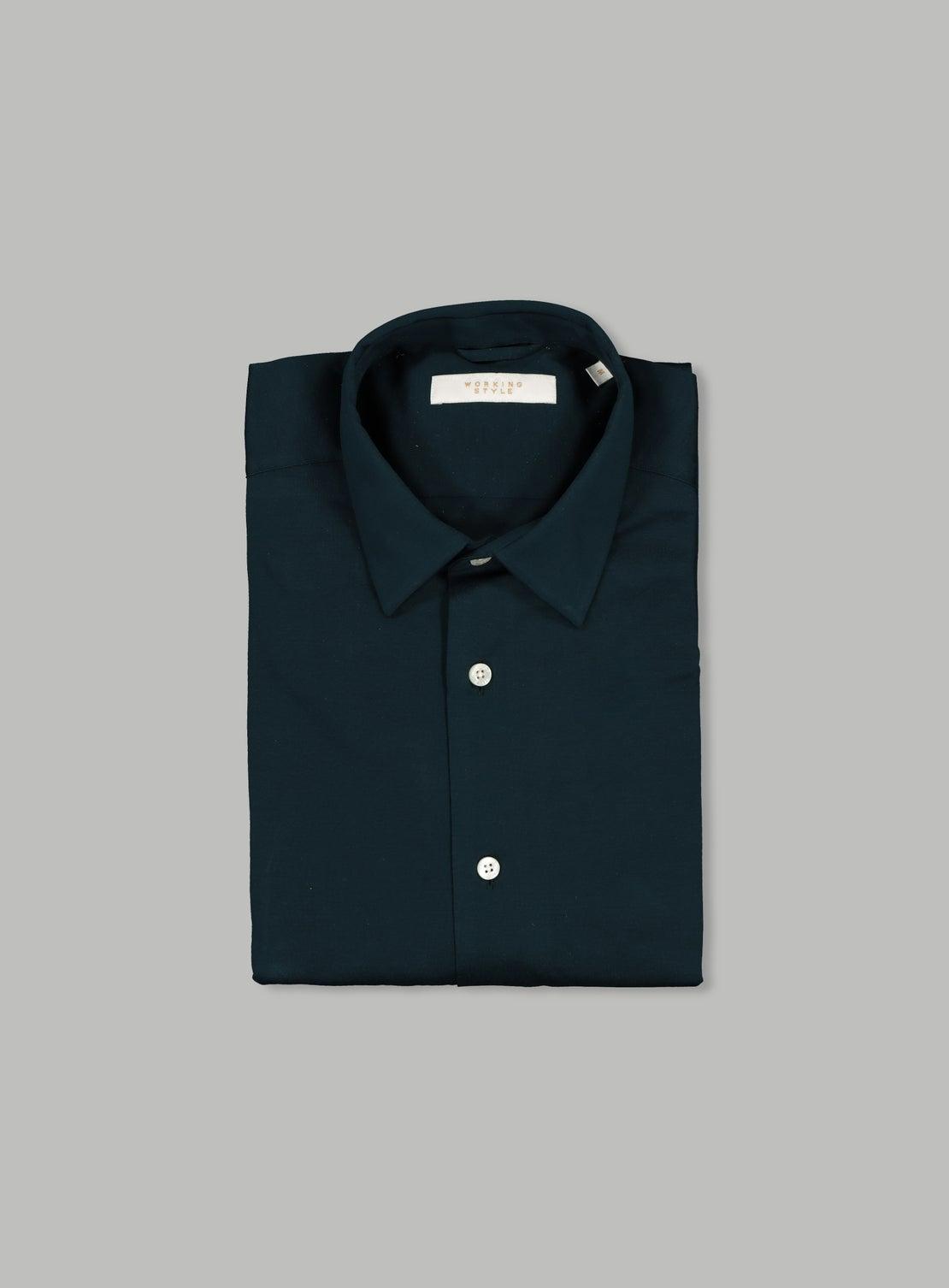 Ned Green Knit Shirt