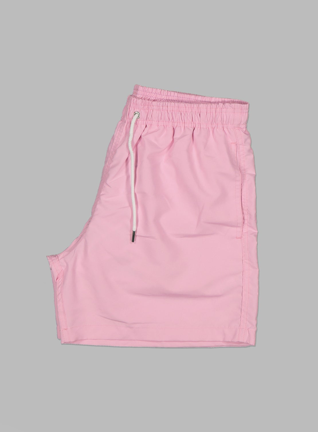 Pale Pink Swim Trunks